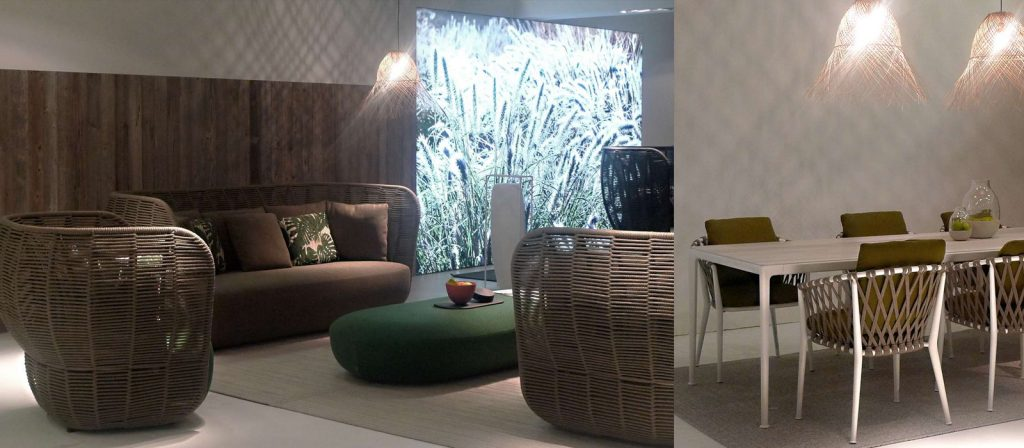 B&B Italia Imm Cologne Outdoor 2018