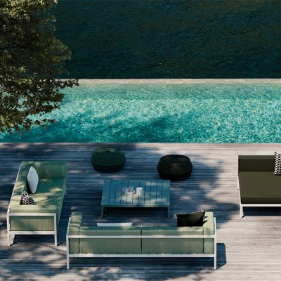 Kettal outdoor design
