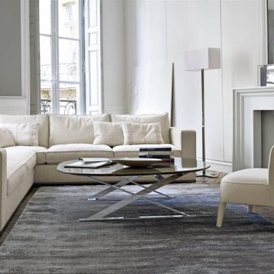 Maxalto sofa wit interieur