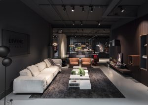 Living Divani Studio by Van der Donk interieur