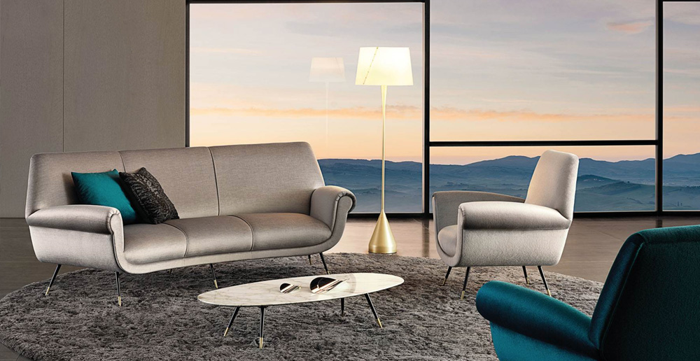 Minotti Albert Ile collectie