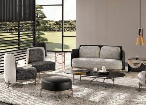 New in store; Minotti Tape, Albert & Ile en meer