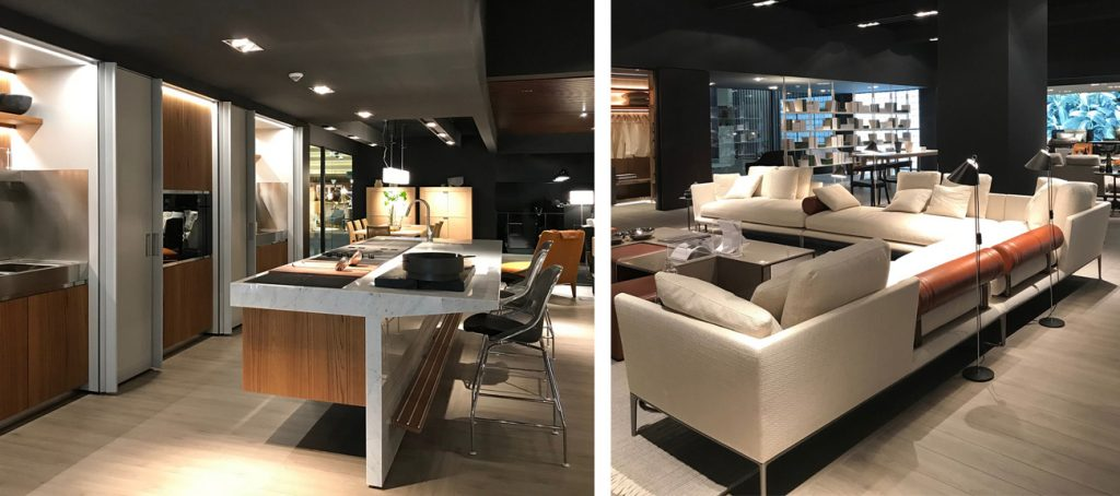 B&B Italia Arclinea Imm Cologne