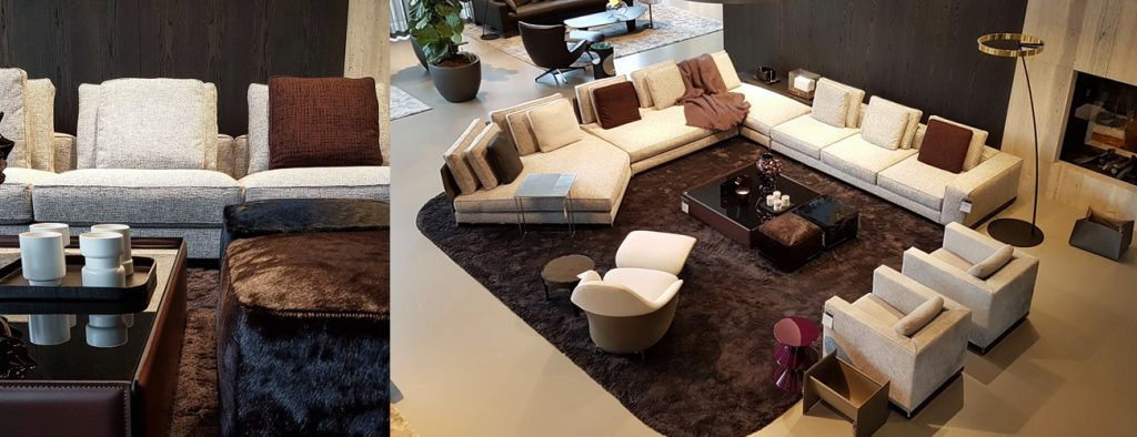 Minotti West Bank