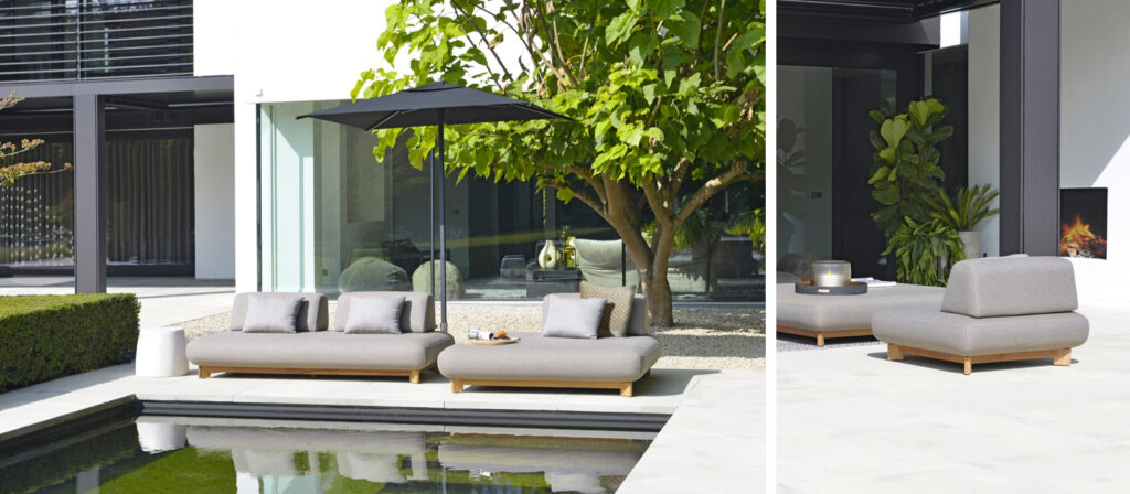 Max Luuk Liam Lounge bank outdoor terras