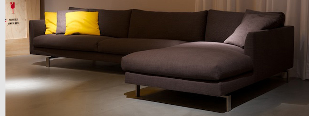 Design banken images for Banken met chaise longue