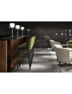 Minotti Aston Bar stool