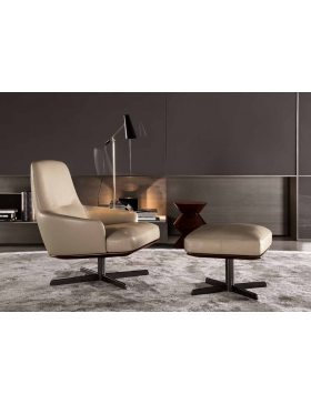 Minotti Coley-soft fauteuil