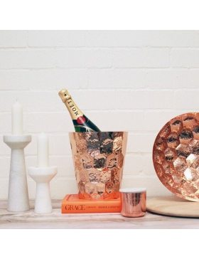 Tom Dixon Hex champagne cooler