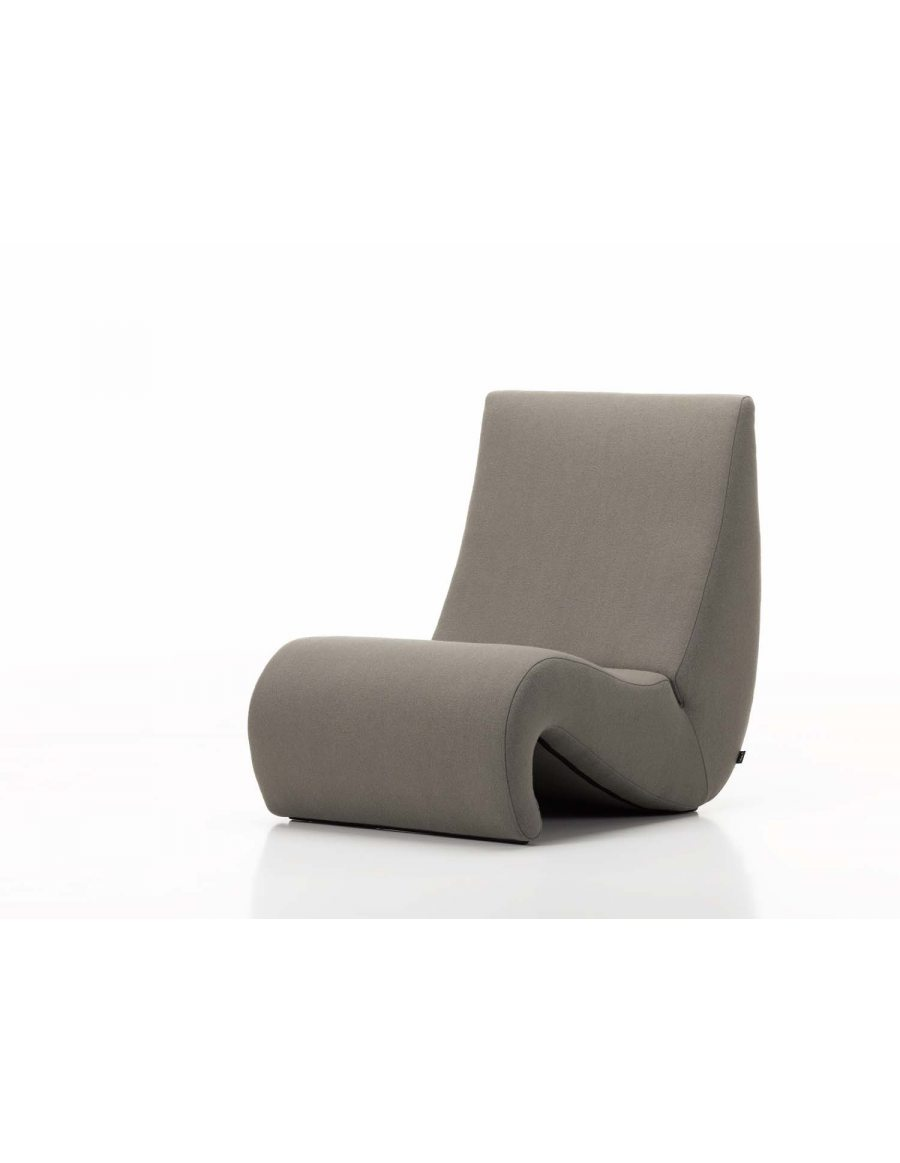 Vitra amoebe fauteuil van der donk interieur for Fauteuil design vitra