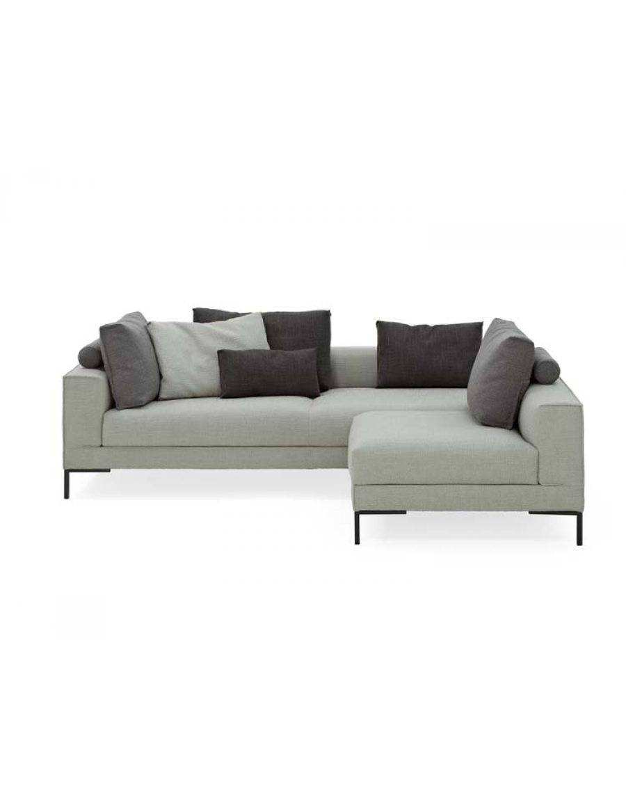 2 Hoek 2 Bank.Design On Stock Aikon Lounge Van Der Donk Interieur