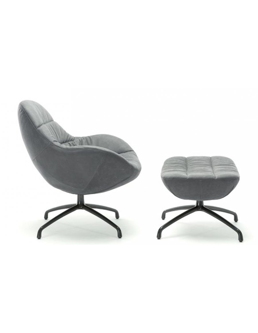 Fauteuil En Poef.Design On Stock Nylo Van Der Donk Interieur