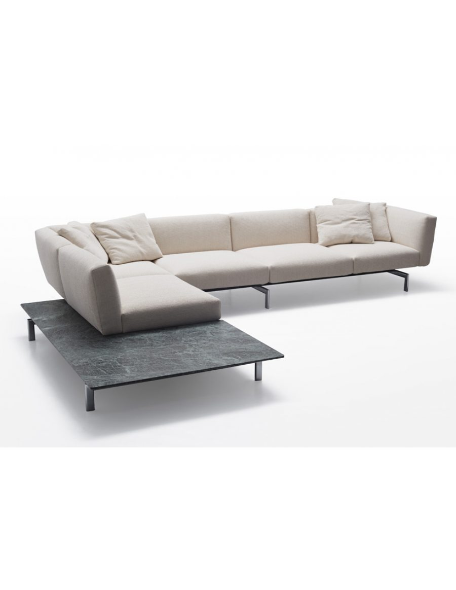 knoll international avio sofa van der donk interieur. Black Bedroom Furniture Sets. Home Design Ideas