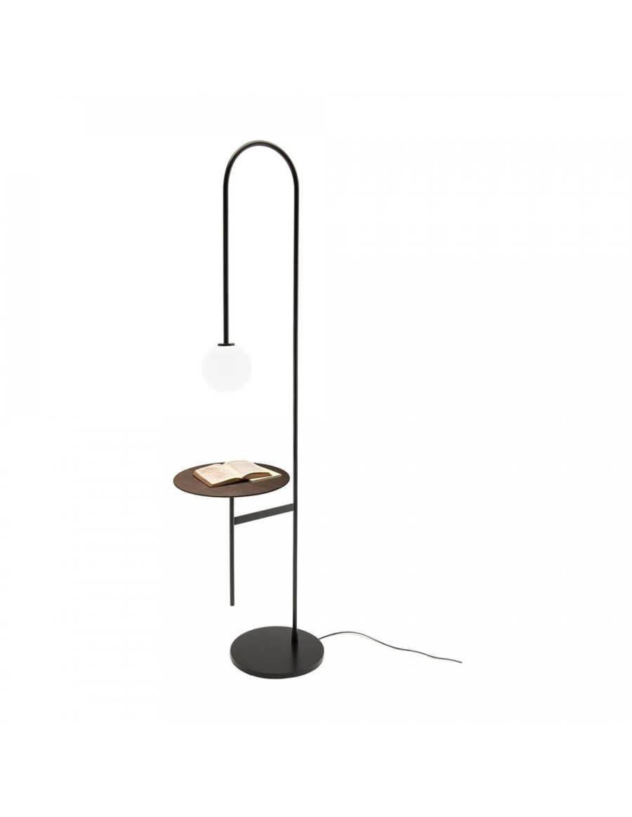Living Divani Lamp with a table