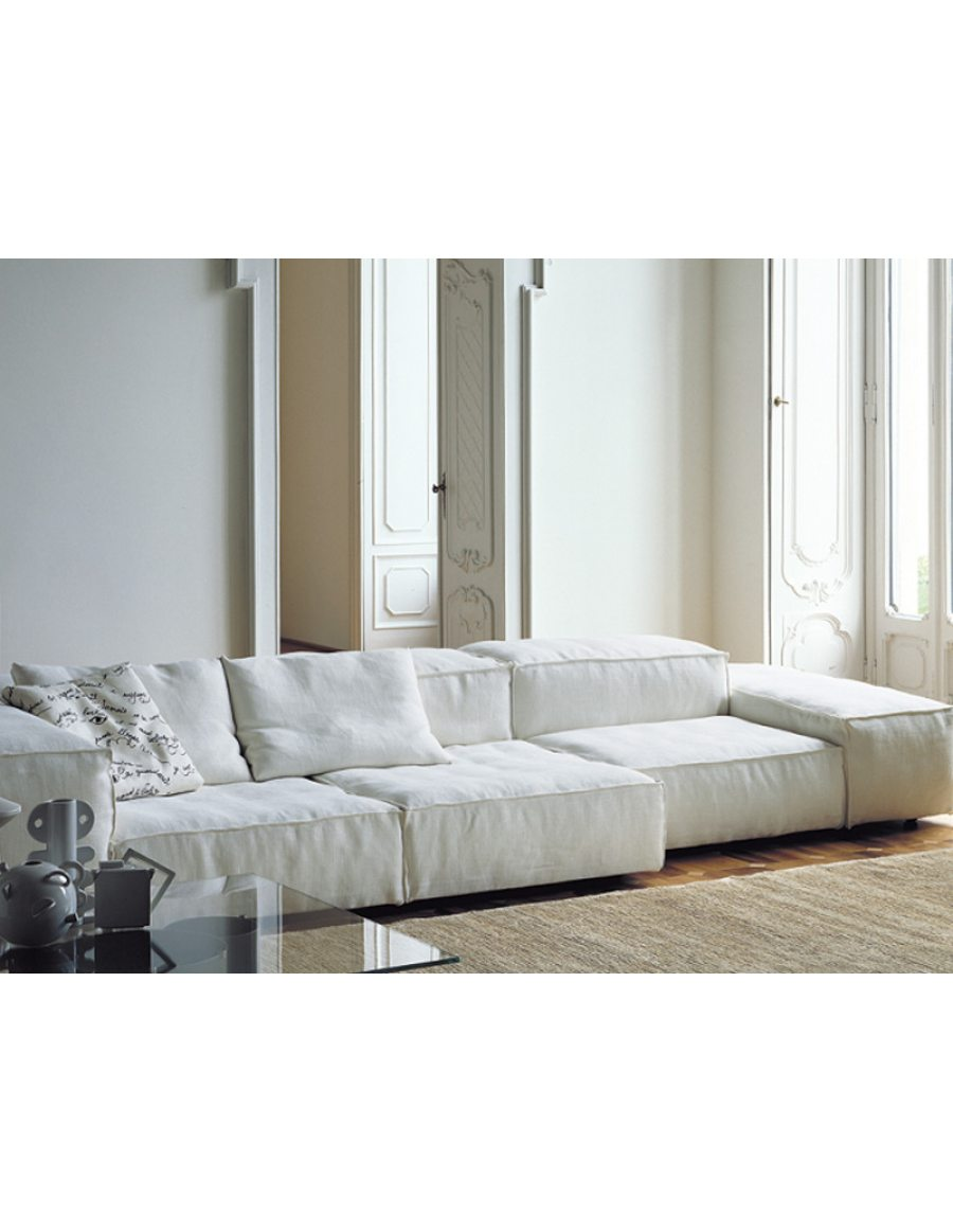 Living divani extra soft bank van der donk interieur for Divani living opinioni