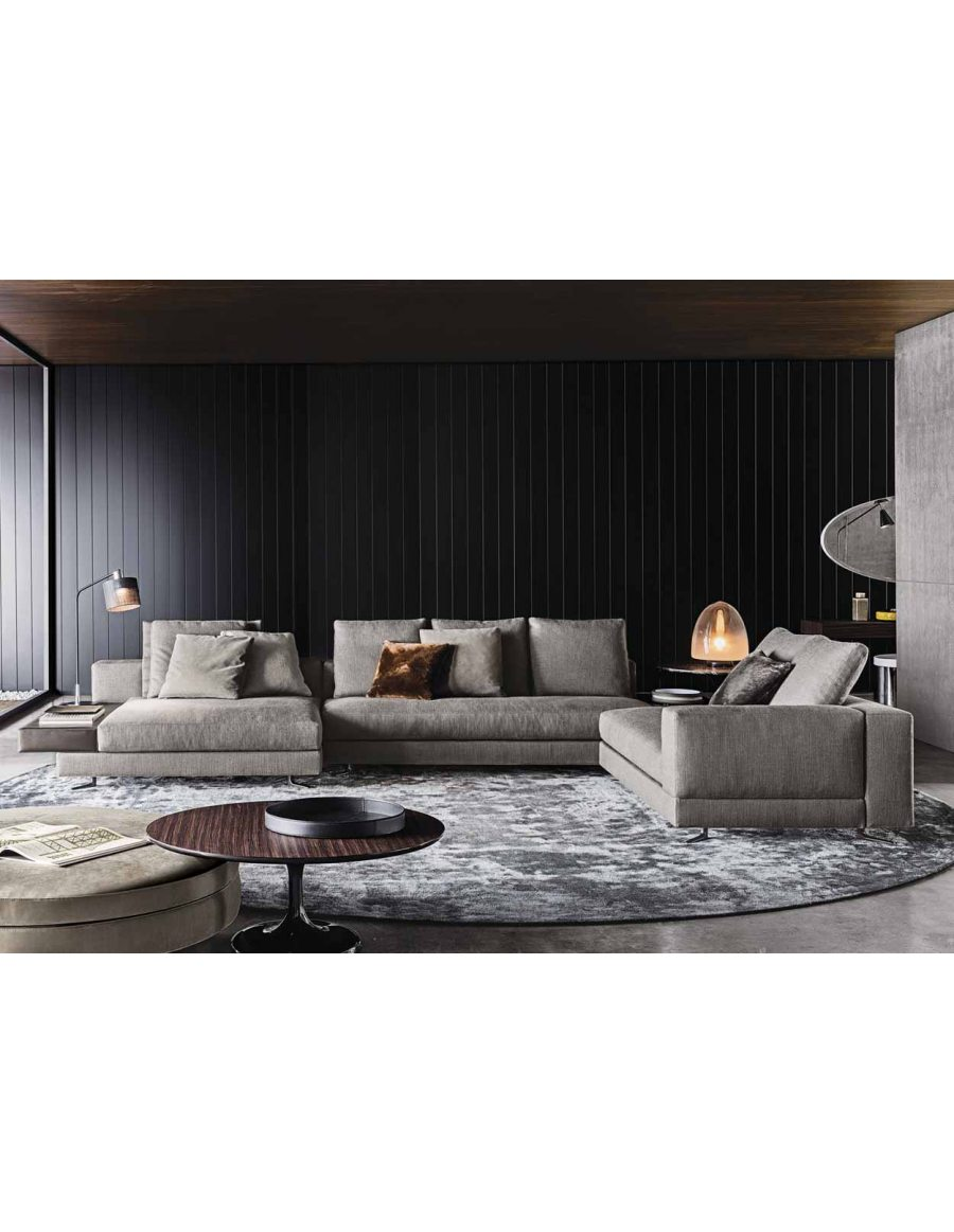 Design Bank Minotti.Minotti White Aanbieding Design Bank Van Der Donk Interieur