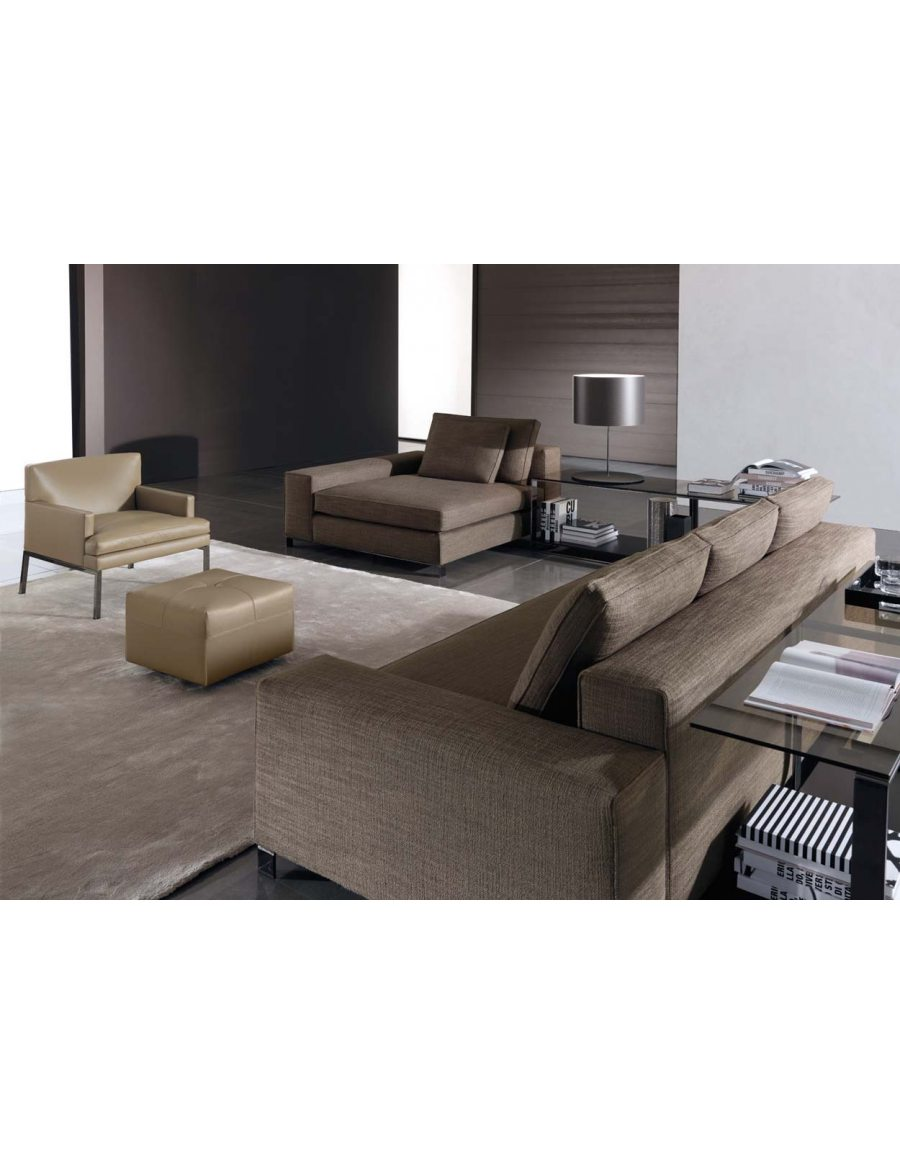 Design Bank Minotti.Minotti Williams Bank Van Der Donk Interieur