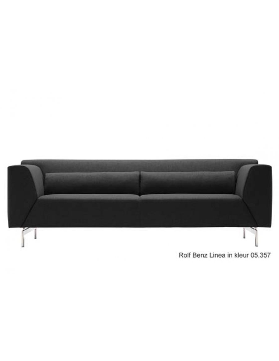 rolf benz linea bank van der donk interieur. Black Bedroom Furniture Sets. Home Design Ideas