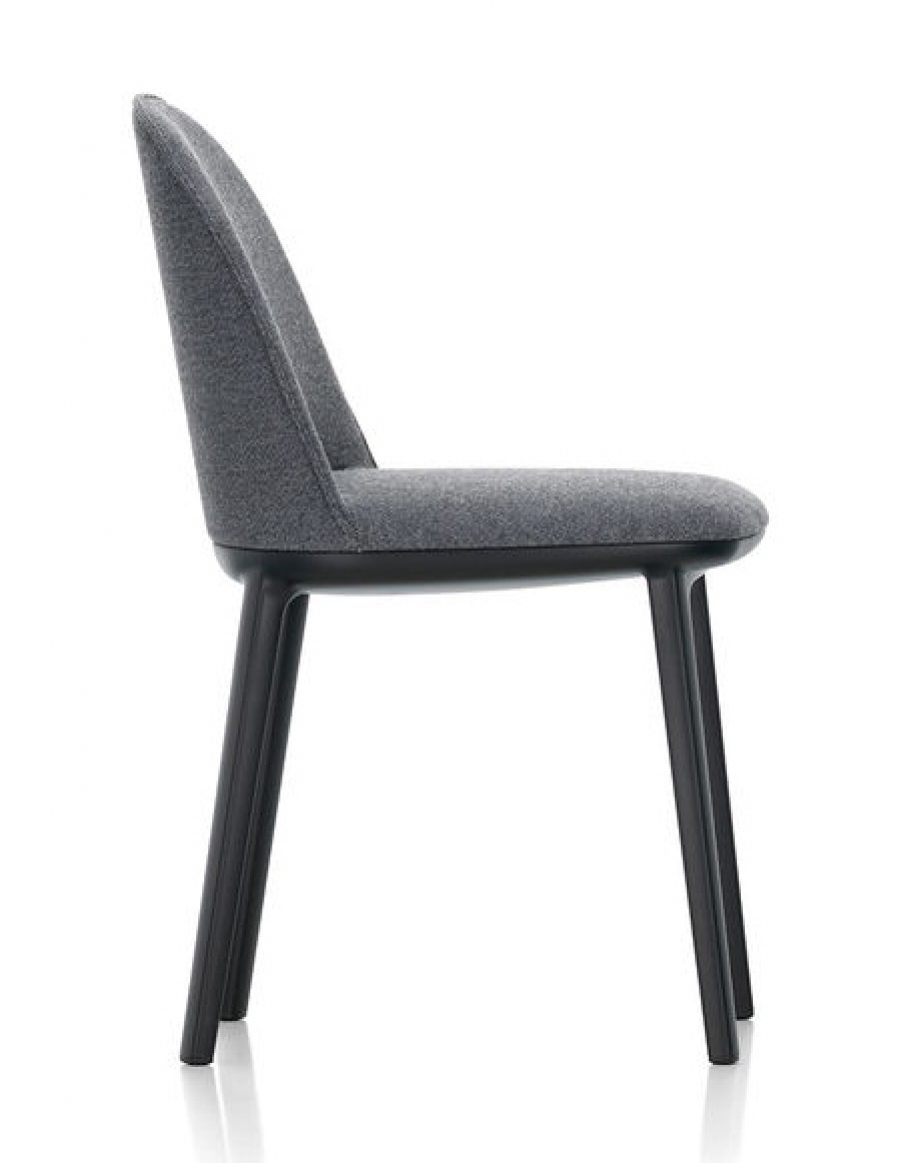 vitra softshell side chair van der donk interieur. Black Bedroom Furniture Sets. Home Design Ideas