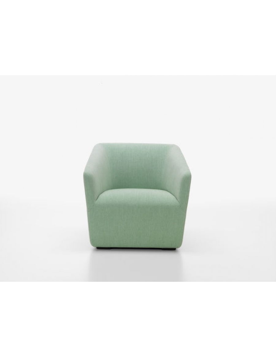 Vitra occasional lounge chair van der donk interieur for Vitra lounge chair