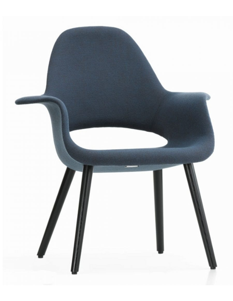 vitra organic chair van der donk interieur. Black Bedroom Furniture Sets. Home Design Ideas