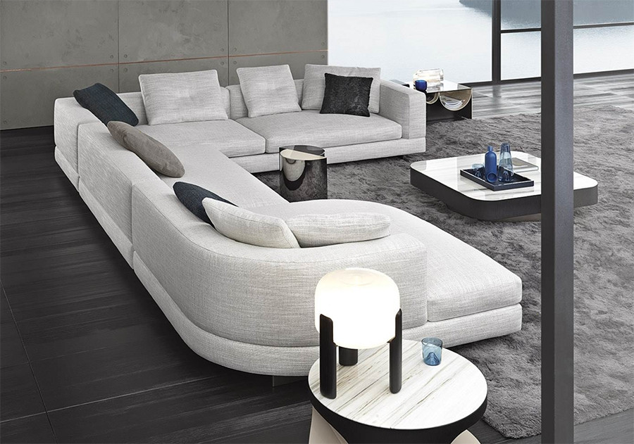 Design On Stock 2 5 Zits Bank.Minotti Alexander Bank Van Der Donk Interieur