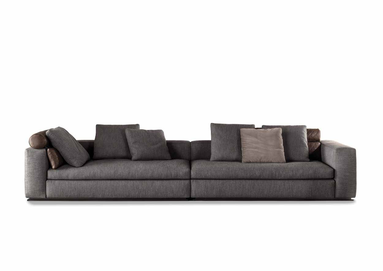 Design Bank Minotti.Minotti Leonard Design Bank Van Der Donk Interieur