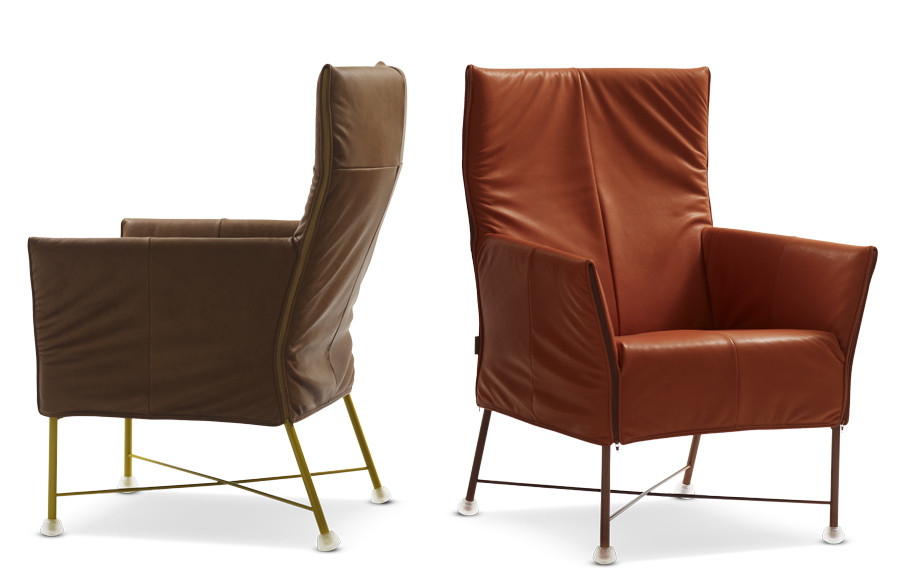 Fauteuil Charly Montis.Montis Charly Fauteuil Van Der Donk Interieur