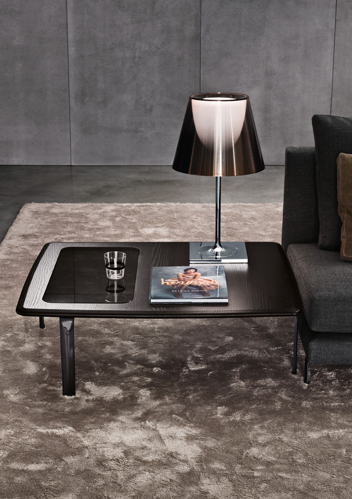 Salontafel Design On Stock.Minotti Perry Salontafel Van Der Donk Interieur