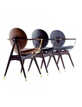 Overgaard & Dyrman Circle Dining chair