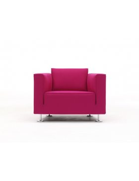 Design on stock Blizz fauteuil voor