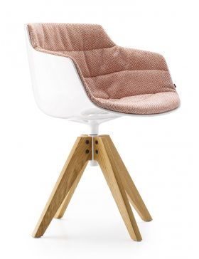 mdf italia flow chair slim