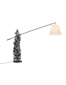 Kenneth Cobonpue Little People vloerlamp