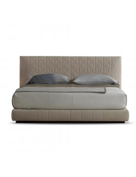 Minotti Curtis bed