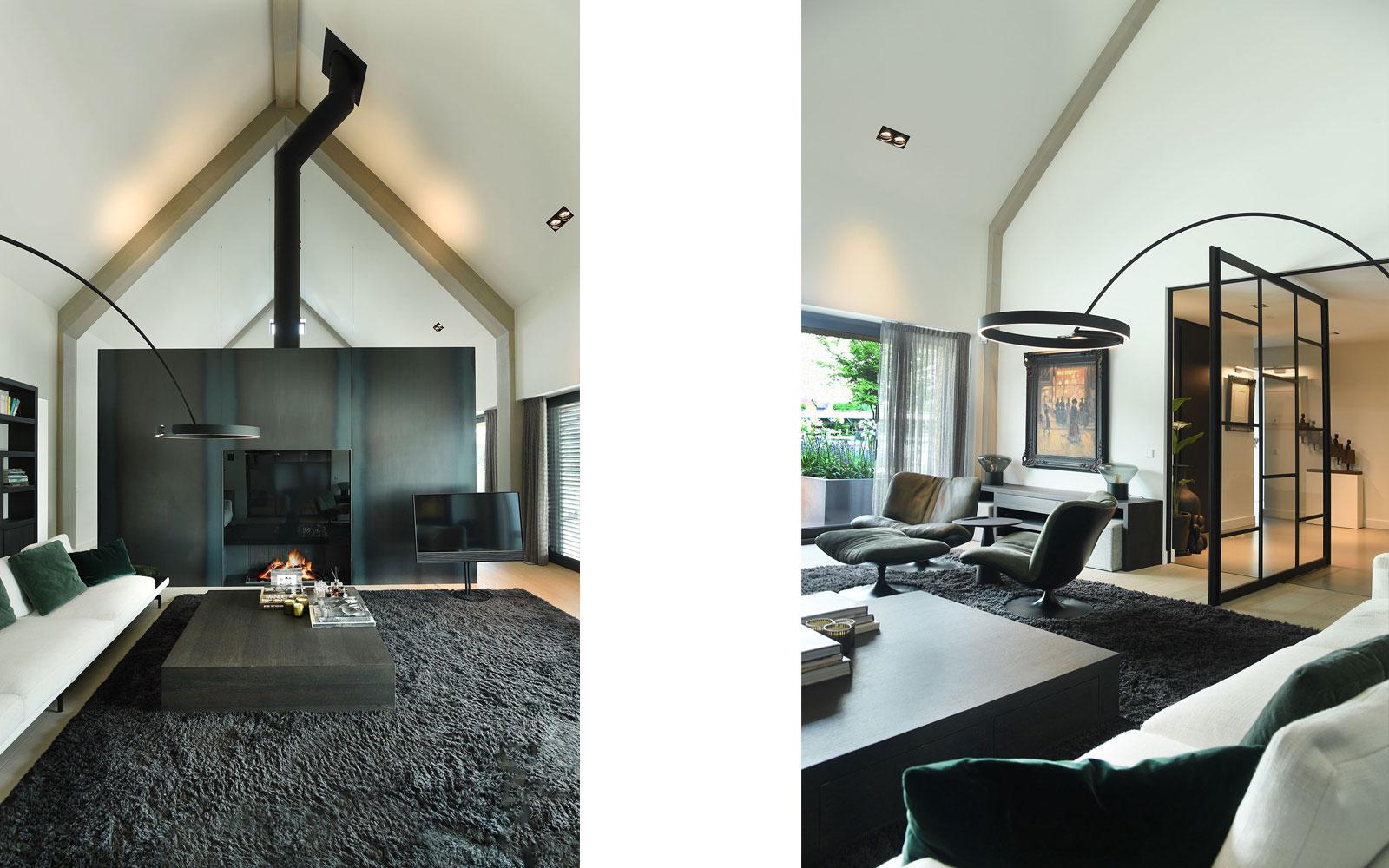 Baxter interieur project Van der Donk