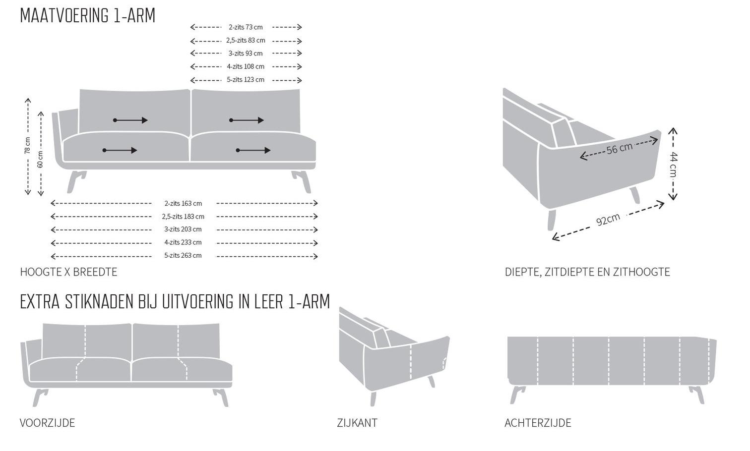 Design on Stock Byen maat