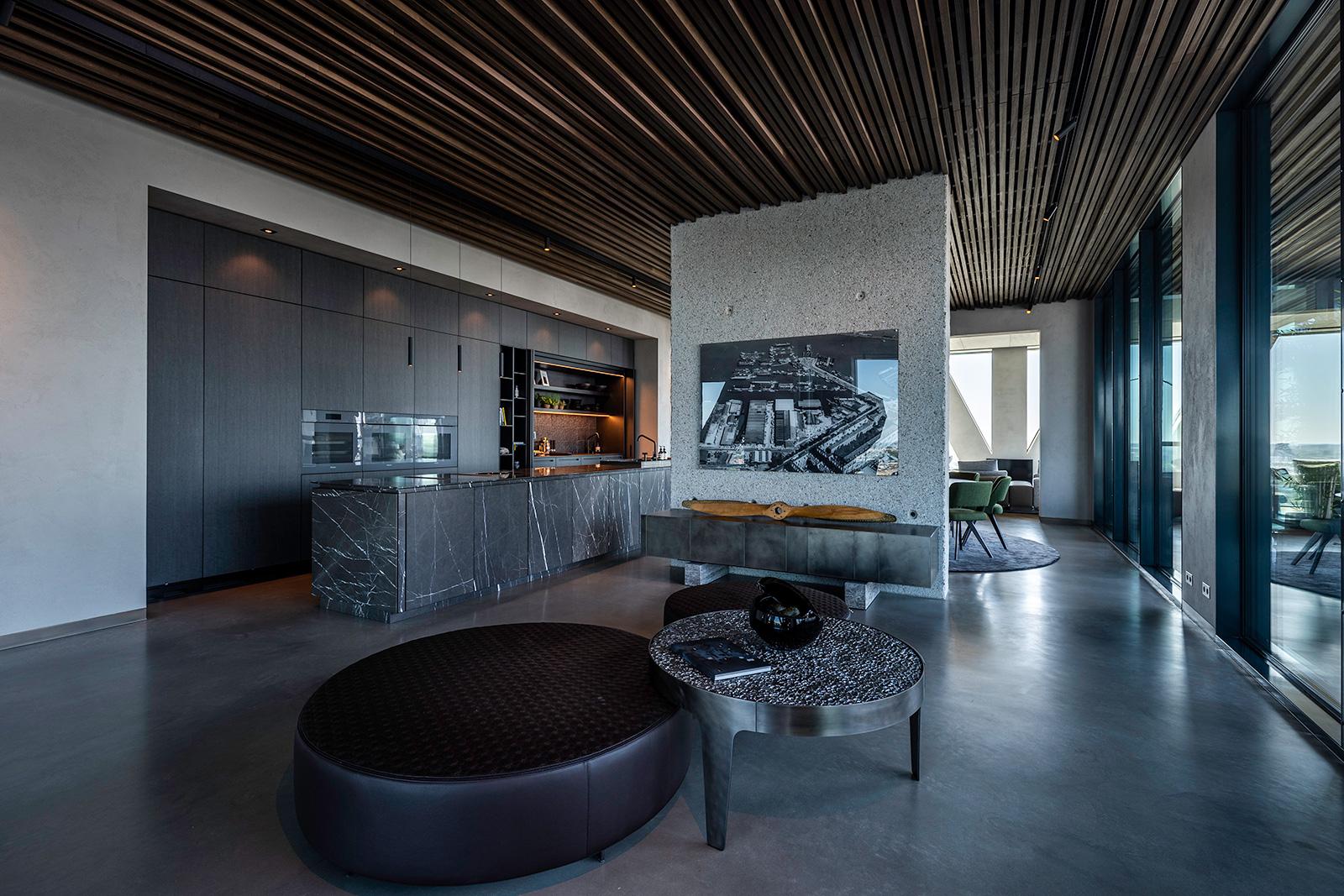 Metropolitan Residence keuken