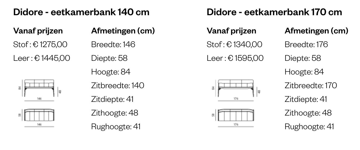 Leolux Didore