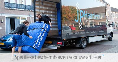 Beschermhoezen JP Haarlem