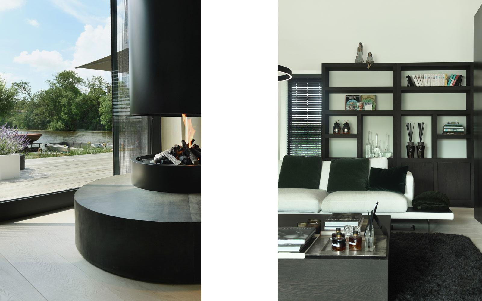 Interieurproject Baxter Van der Donk interieur