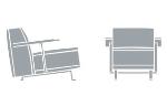 afmetingen gelderland 6401 woody fauteuil