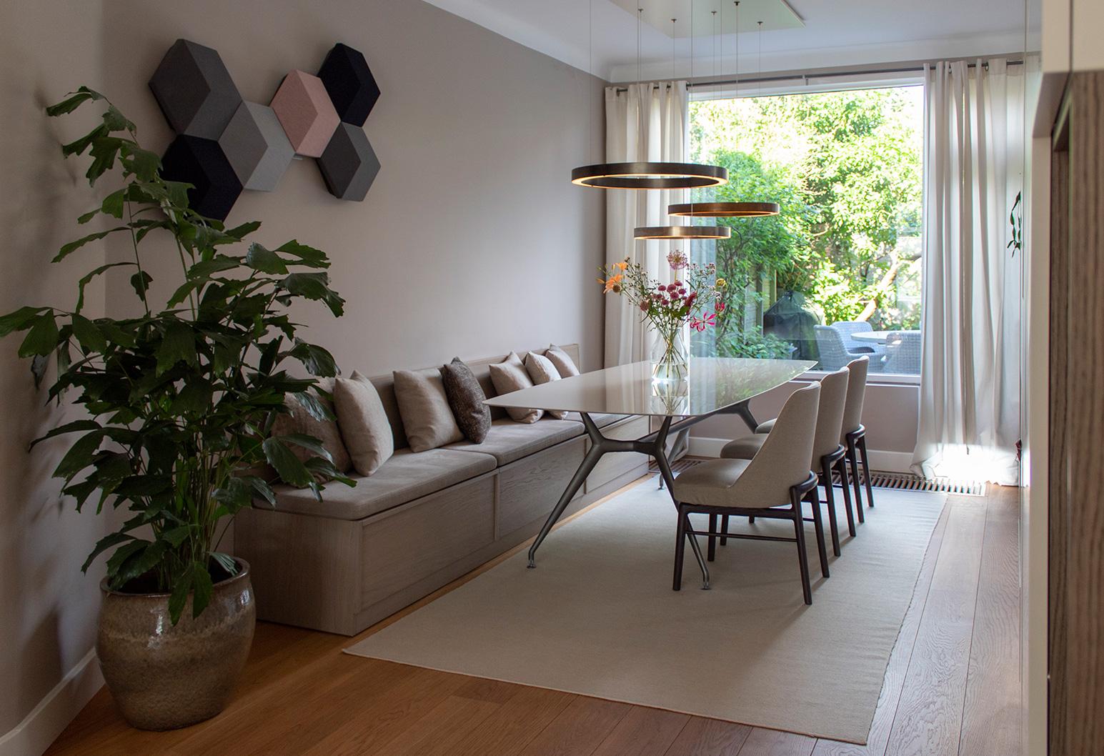 Interieuradvies Delft flexform Rimadesio Henge