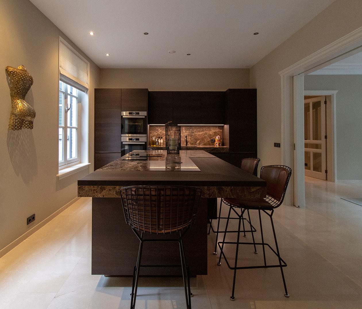 Interieuradvies Arclinea keuken