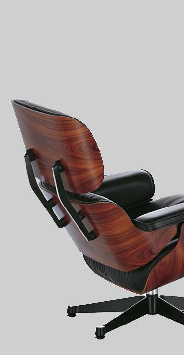 Vitra Lounge Chair aanbieding